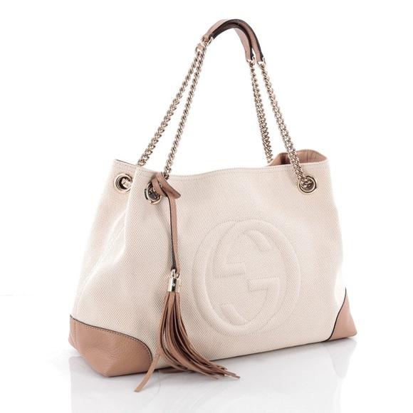 5af5462eb7f133 Ship Label Bags | New Gucci Soho Chain Bag Discontinued | Poshmark